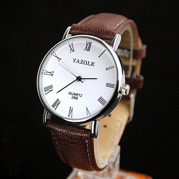 Yazole 268 White and Brown